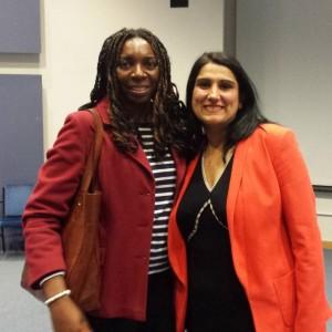 Yvonne & Jasvinder Sanghera CBE