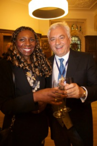 4) High Sheriff Sir Nigel Knowles with Yvonne