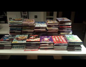 Photo of advent Calendars 746 collected